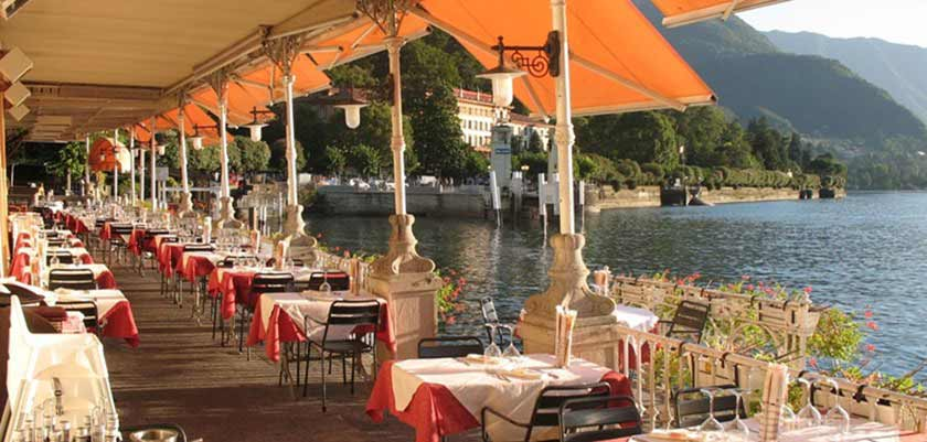 Hotel Metropole, Bellagio, Lake Como, Italy - Lakeside dining restaurant.jpg